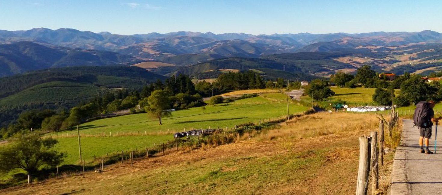 Las subidas más rompepiernas del Camino de Santiago