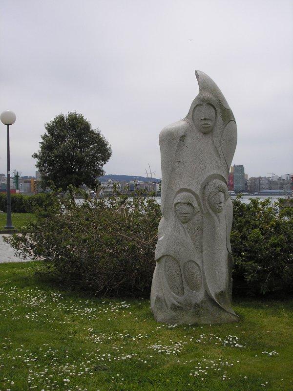 Homenaje a los niños de la expedición Balmis