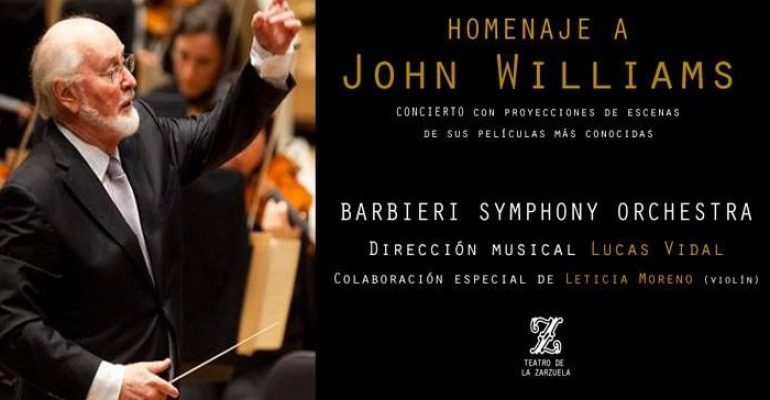 Homenaje a John Williams en el Teatro de la Zarzuela