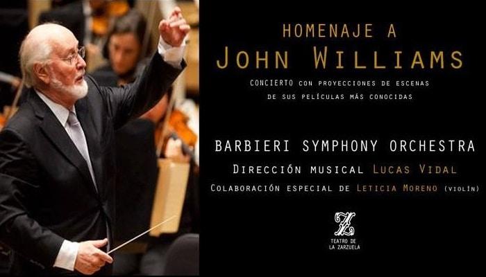 homenaje john williams