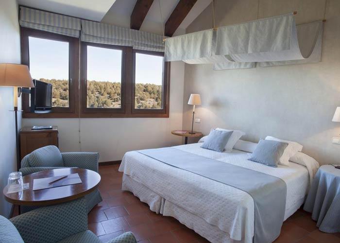 Dónde dormir en Pedraza de la Sierra