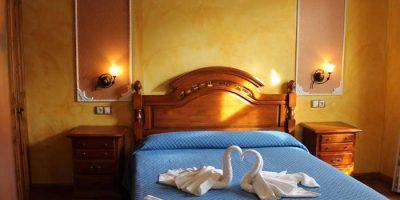 Dónde dormir en Saldaña
