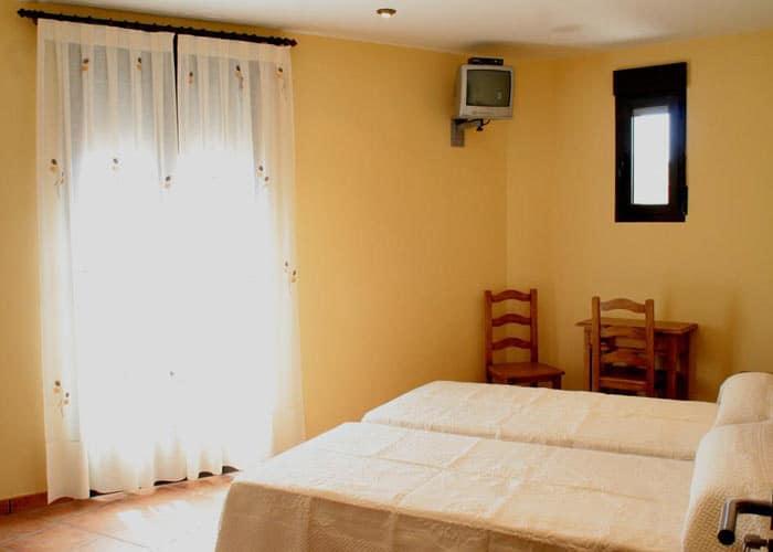 dónde dormir en Pedraza