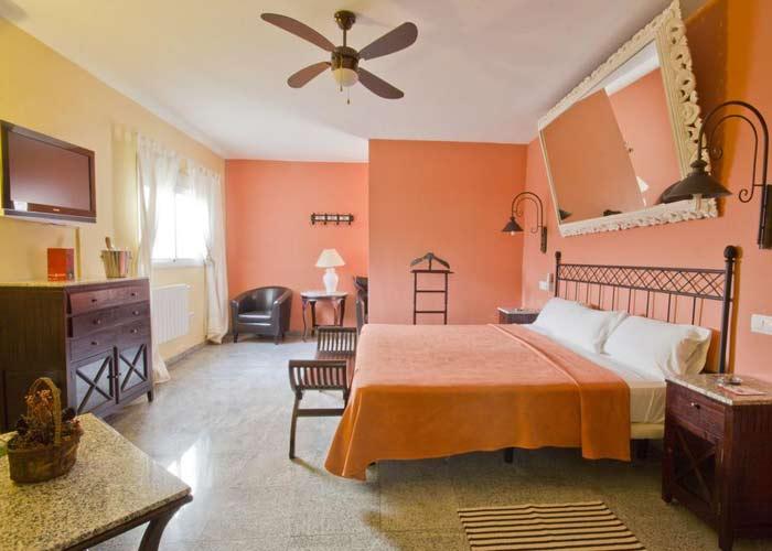 Dónde dormir en Marchena