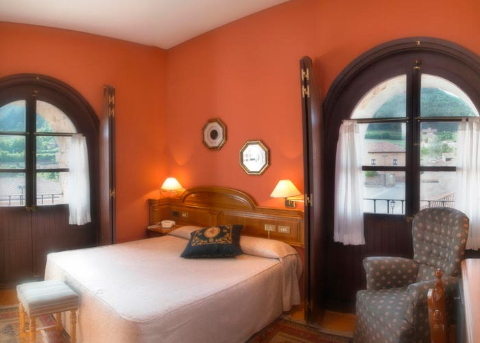 Dónde dormir en San Millán de la Cogolla
