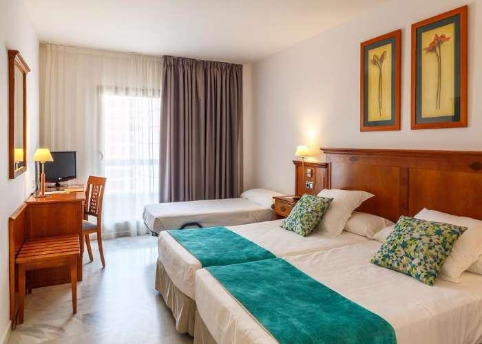 domir velez malaga hotel bq andalucia beach