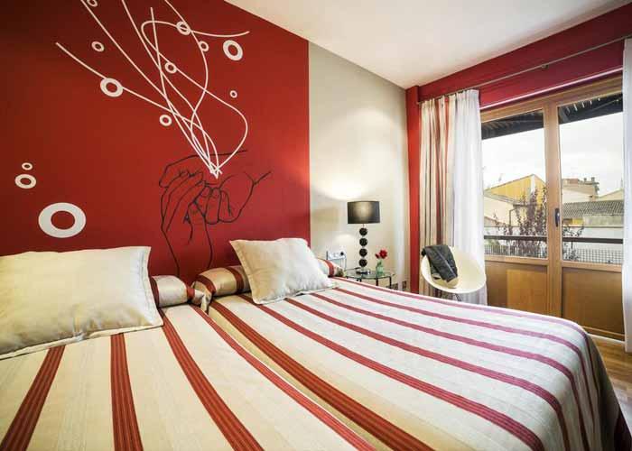 dormir castrojeriz hotel dona mayor