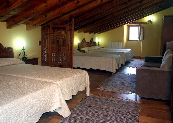 Dónde dormir en Orbaneja del Castillo