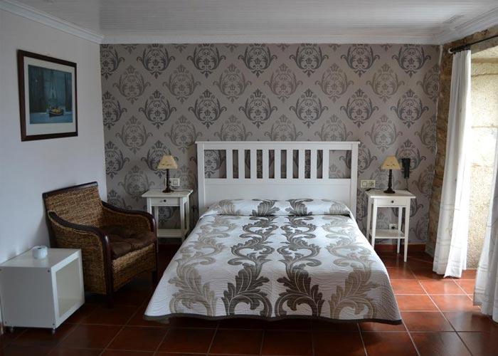 dormir camarinas hotel puerto arnela