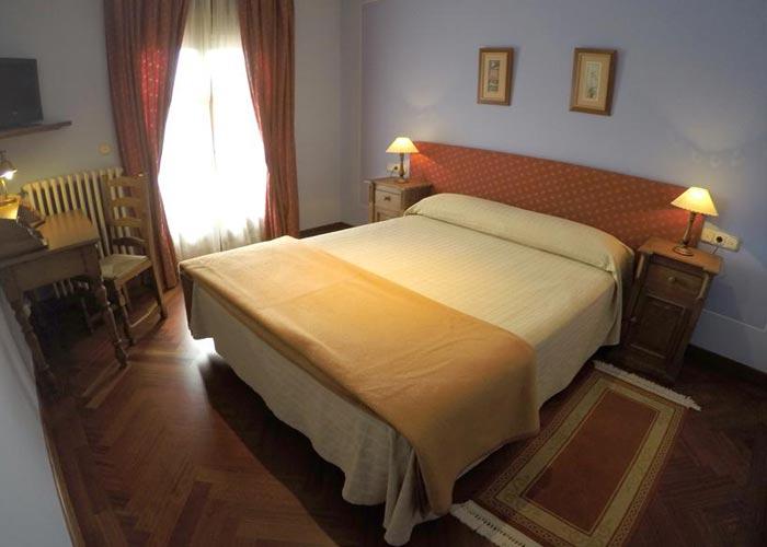 Dónde dormir en Cuéllar
