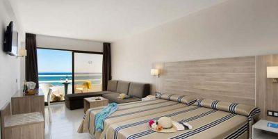 dónde dormir en roquetas de mar