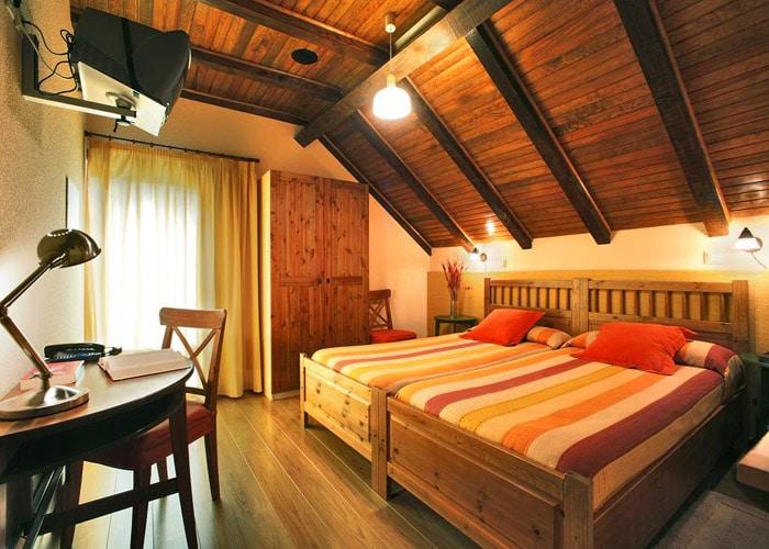 Dónde dormir en Ochagavía