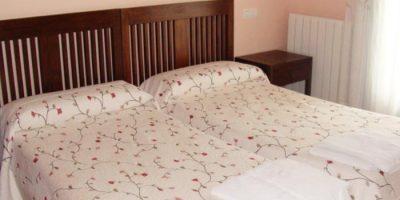 dónde dormir en san juan de ortega