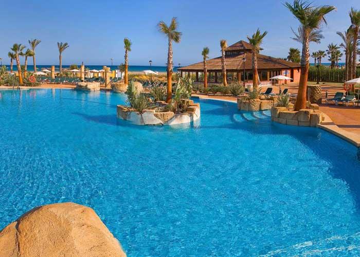 dormir vera hotel zimbali playa