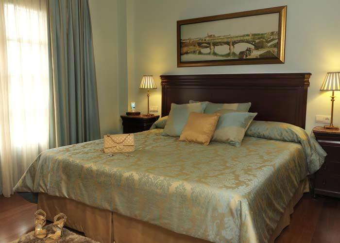 dormir santiponce hotel GIT vereda real