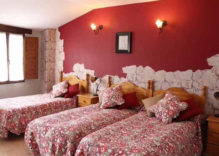 dormir uruena hotel rural pozolico
