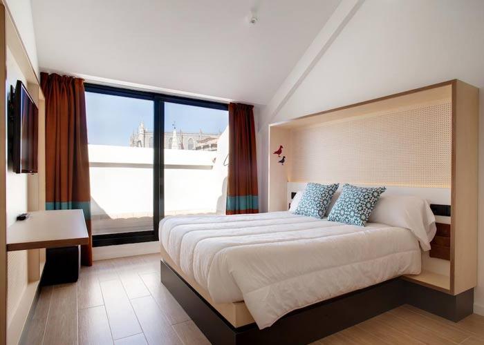 dormir santa cruz arenal hotel toc sevilla