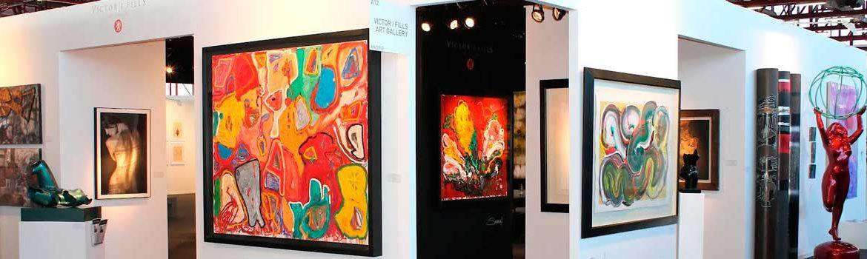 Galerias de Arte en Madrid