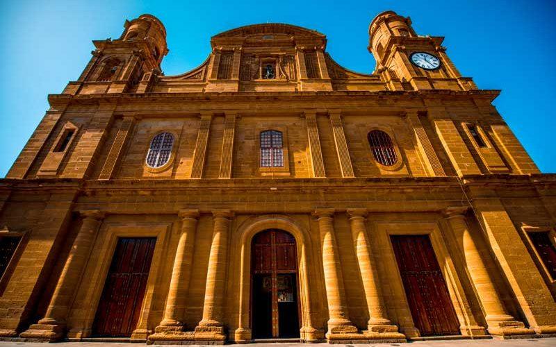 Iglesia-Santiago-de-los-Caballeros-de-Gáldar-Gran-Canaria