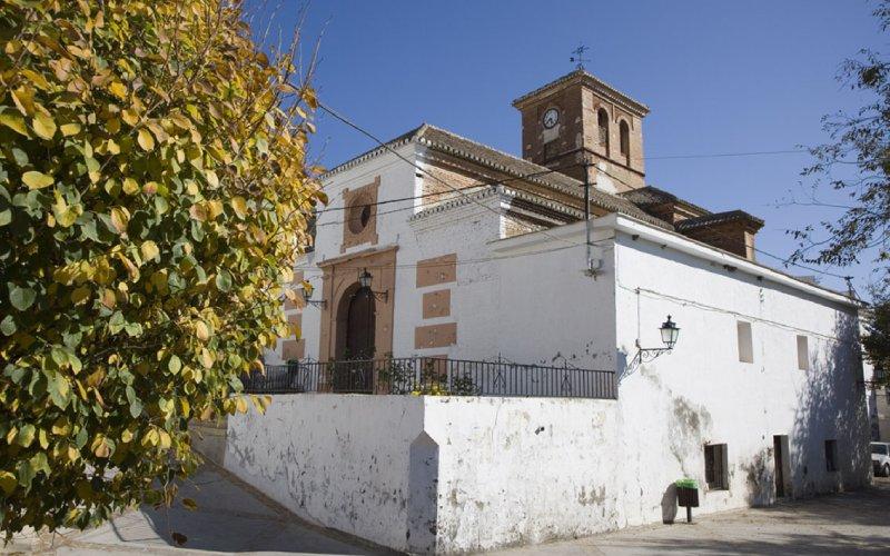 Iglesia de San Cayetano Sorvilán