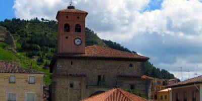Iglesia de San Pedro que hay que ver en Belorado (Burgos)