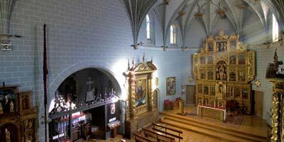 Iglesia de Nuestra Señora de la Asunción en Sallent de Gállego