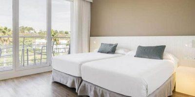 dónde dormir en Islantilla