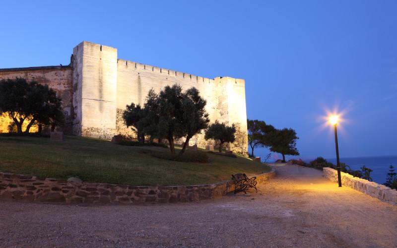 Castillo de Sohain en Fuengirola