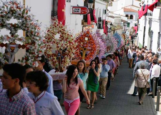procesion cruces badajoz