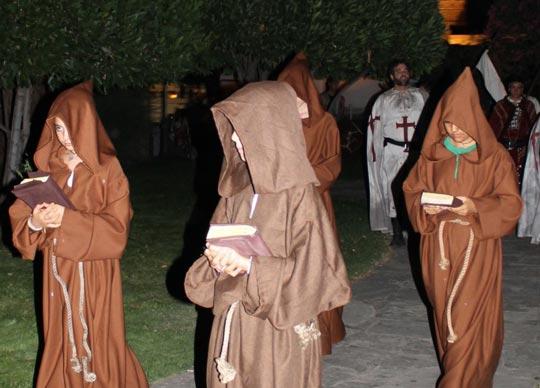 monjes jerez caballeros