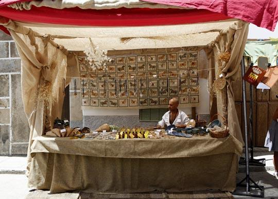 mercado hervas