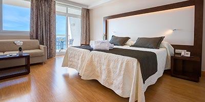 Dormir en Cala Bona Hipotels Eurotel Punta Rotja Thalasso Spa & Golf