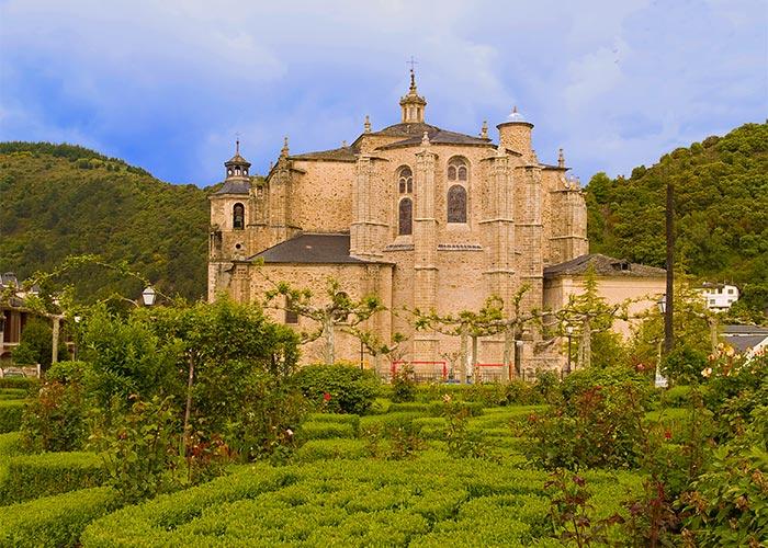 colegiata santa maria villafranca bierzo