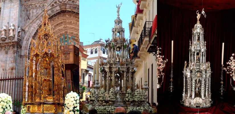 Imagen_blog_arte-y-arquitectura_Las-piezas-mas-importantes-de-la-orfebrería-española---las-Custodias1
