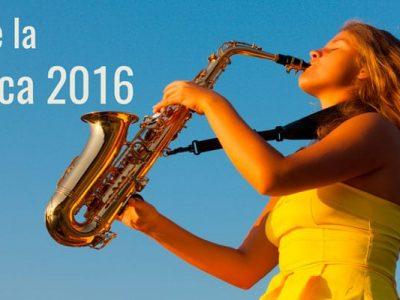 Celebramos el Día de la Música 2016