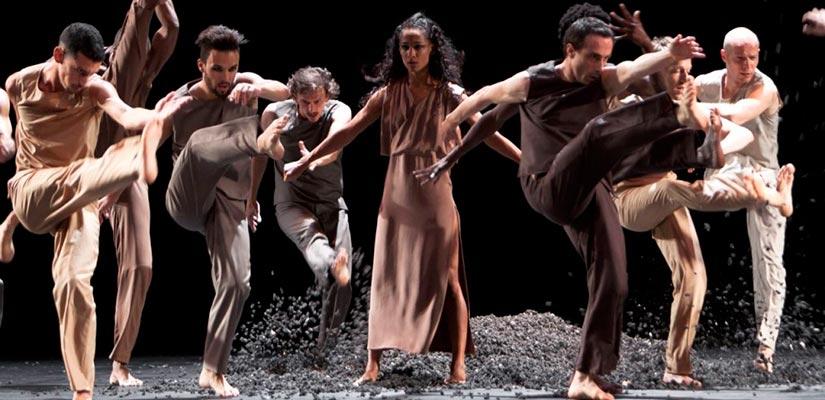 Shasha Waltz teatro real