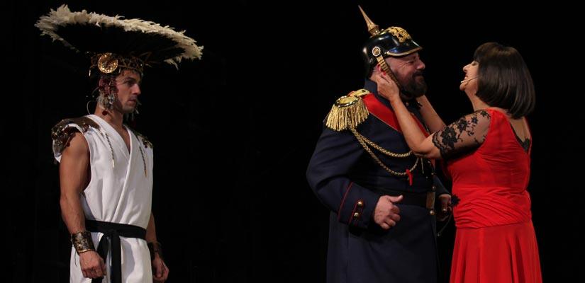eunuco teatro latina madrid