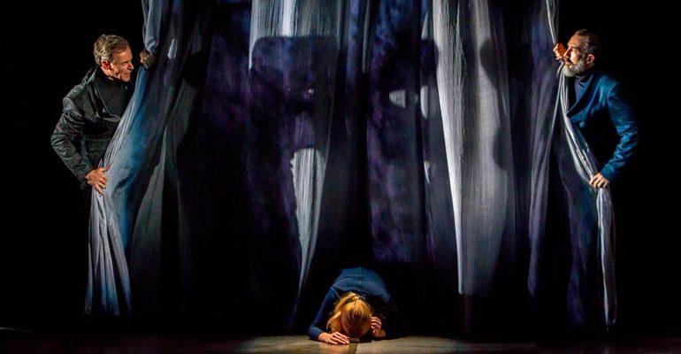 'Hamlet' en el teatro Kamikaze