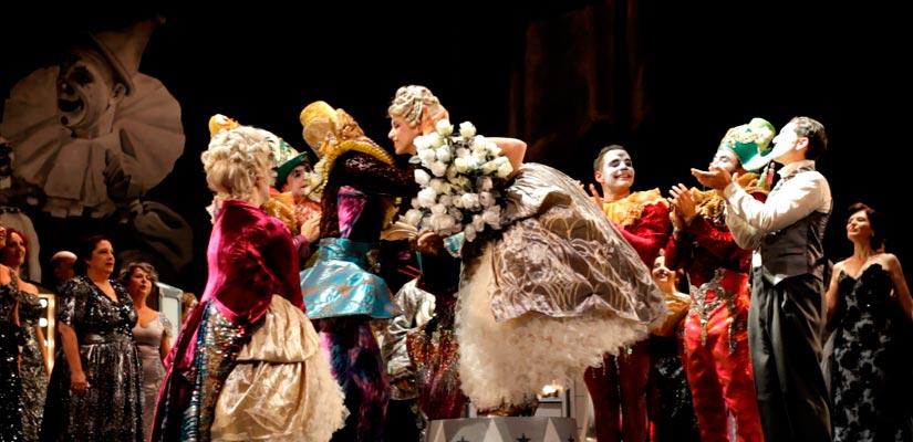 las golondrinas teatro zarzuela