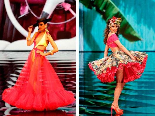 SIMOF vestidos flamenca imposibles
