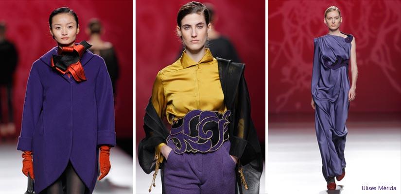 morados temporada moda