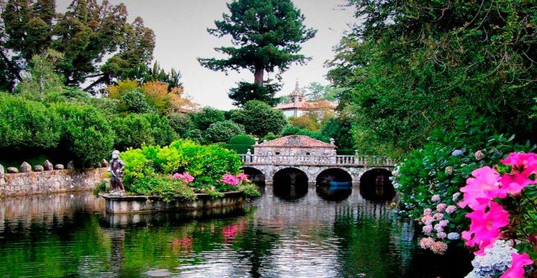 Jardines de camelias, nuestro plan romántico