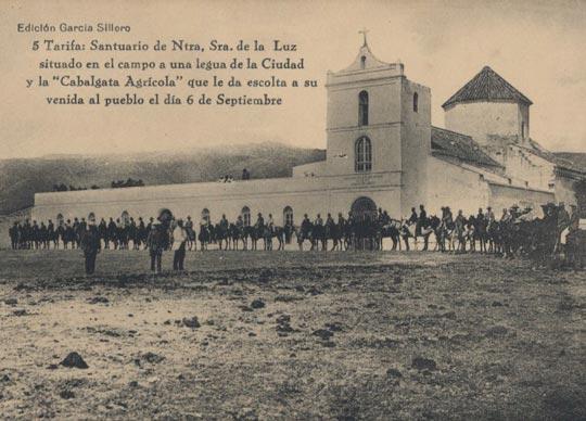 Cabalgata Agrícola en Tarifa