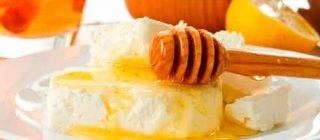 queso burgos miel