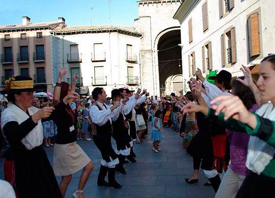 festival folclorico jaca