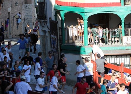 Fiestas de Santiago en Chinchón