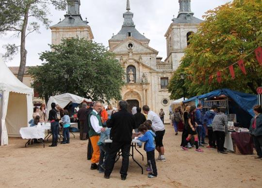 mercado artesania nuevo baztan
