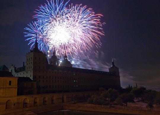 Fiesta de San Lorenzo del Escorial