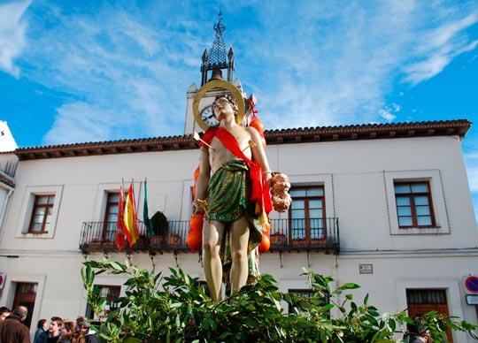 San Sebastián de Villaviciosa de Odón