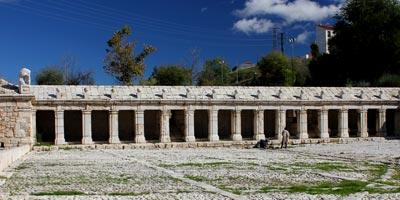 monumento fuente grande ocana